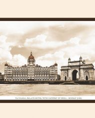 Taj Mahal Palace Hotel With Gateway Of India 181