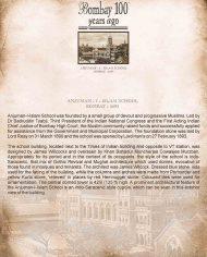 Anjuman – I- Islam School 198
