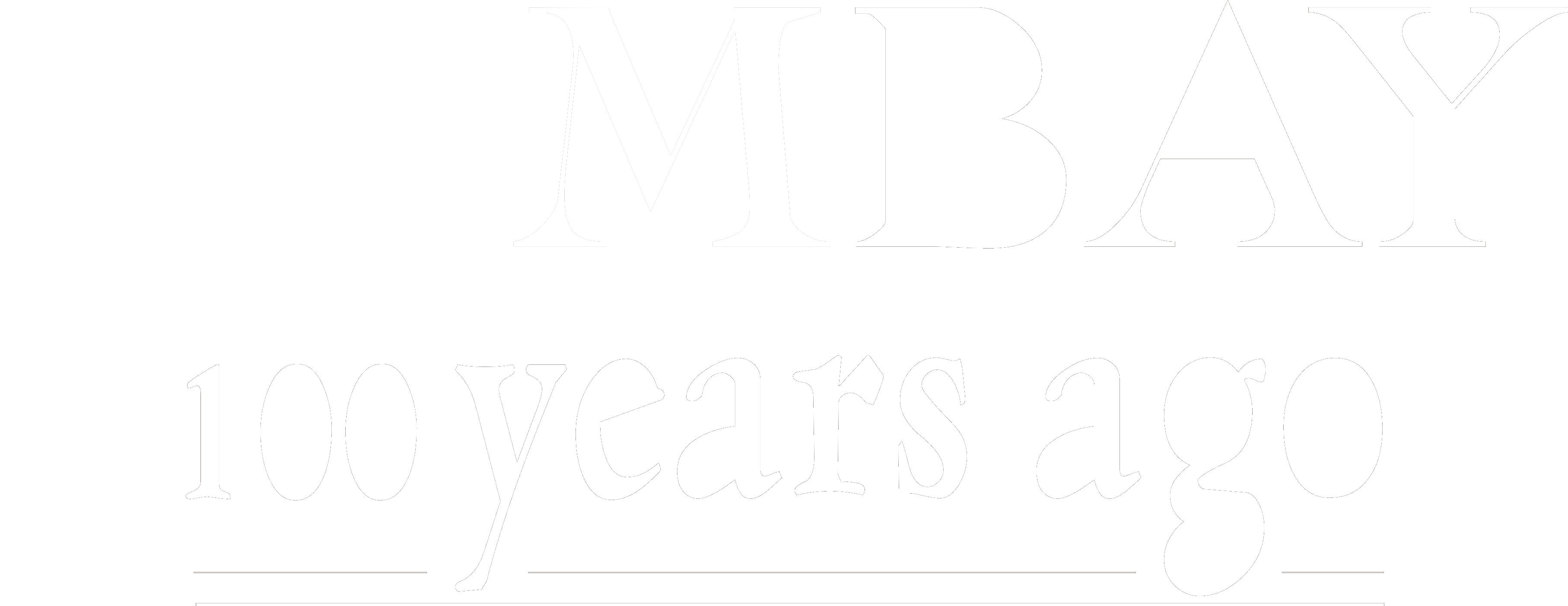 Bombay 100 Years Ago