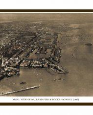 ARIAL VIEW OF BALLARD PIER & DOCKS (Small)